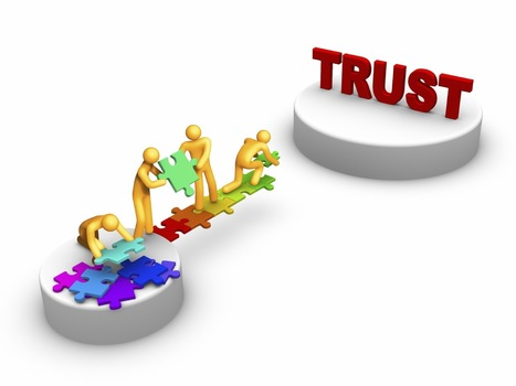 3 Keys to Developing Trust in a Working Relationship | Leadership & Organizational Development | Scoop.it
