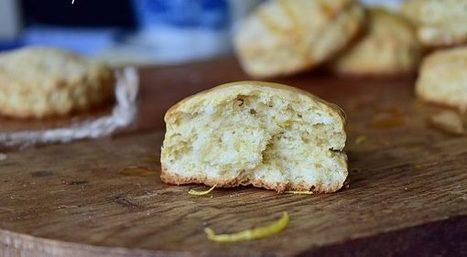 Scones aux pommes et caramel | Desserts - Mousses - PannaCotta - glaces | Scoop.it