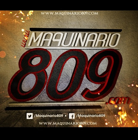 Video Oficial, Biografia, Fotos, Letras, Descargar - Maquinario809.com | Maquinario809 | Scoop.it
