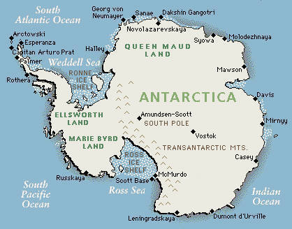 PNAS - Open access. How much risk is Antartica under for establishment of invasive plant species? | Plant Biology Teaching Resources (Higher Education) | Scoop.it