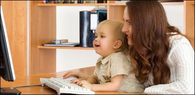 Le télé-travail encouragé pour les mamans - L'essentiel | coworking mamas | Scoop.it