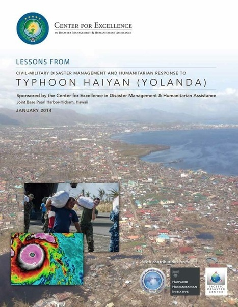 Lessons from civil-military disaster management and humanitarian ... | Disaster management | Scoop.it