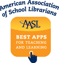 Kiera Parrott's Picks from the Best Apps for Teaching and Learning | ALA 2013 - The Digital Shift | iPads in the Elementary Library | Scoop.it
