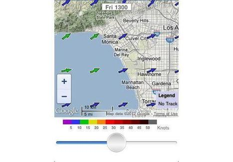 Apps for Sailors: Predict Wind   Sail Magazine   Sailing and Regatta : Apps, SW & Tracking   Scoop.it