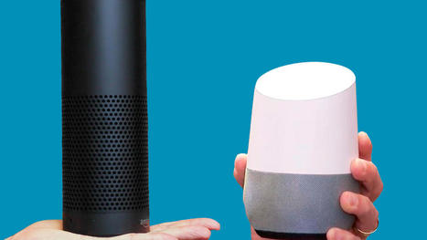 Google Home vs. Amazon Echo: Why Home could win | Home Automation | Scoop.it