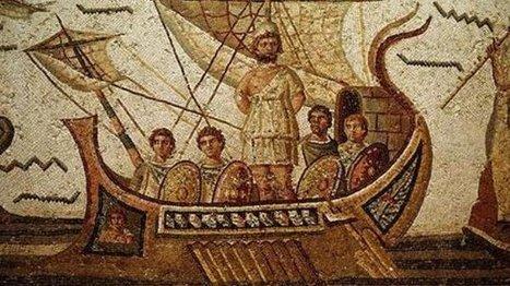 Hear Homer's Odyssey Read in the Original Ancient Greek | Archivance - Miscellanées | Scoop.it