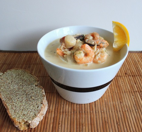PicNic: Seafood Chowder | Recipes | Scoop.it