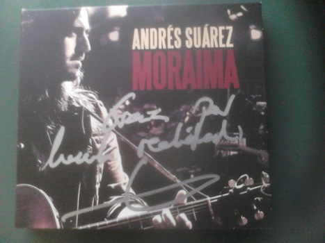 Botxotik ziberespaziora: Entrevista a Andrés Suárez | Música de autor | Scoop.it