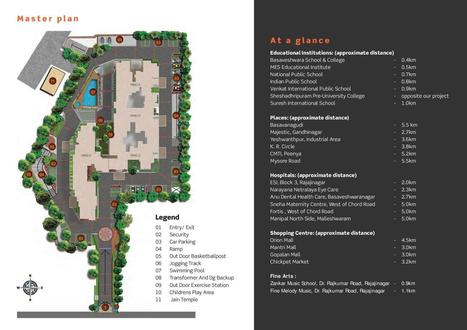 Regrob | 2 BHK Residential Apartment Limousine Homes in Rajajinagar | Real Estates Property | Scoop.it