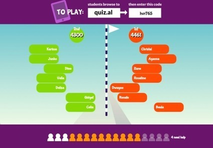 Bring the excitement of real-time gaming to your classroom | Teachning, Learning and Develpoing with Technology | Scoop.it