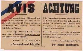 Archives municipales de Nantes - La libération de Nantes | Travail sur les deux guerres 1è STMG | Scoop.it