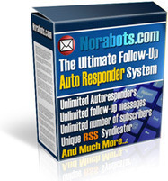 Norabots Smart PRO Autoresponders: Unlimited Follow-Up Autoresponders | clickbank | Scoop.it