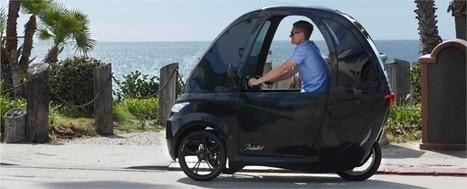 Le Vélomobile, cet ovni de la mobilité verte   Ressources pour la Technologie au College   Scoop.it