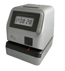 David-Link 2Link S-3000 Electronic Time Clock | Time & Attendence System | Scoop.it