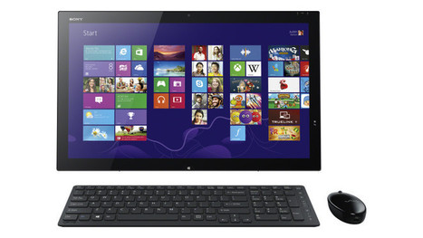Sony VAIO Tap 21 SVT21216CXB Review - All Electric Review | Laptop Reviews | Scoop.it
