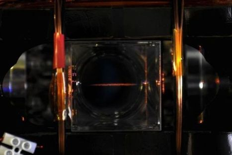 Scientists stop light in a cloud of atoms | Fragments of Science | Scoop.it