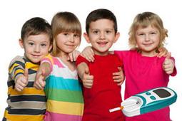 Insulin: Diabetic Children's Treatment - Cure Diabetes   Blogging_Diabetes   Scoop.it