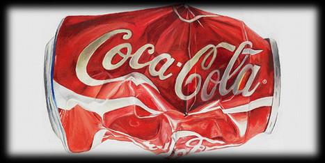 Pepsi's Crushing Coke in Social #socialmediamarketing   BUSS4 Organisational Culture 2013   Scoop.it