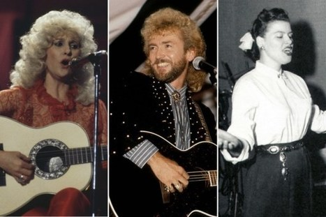 Country Singers We Lost Too Soon [PICTURES] | Country Music Today | Scoop.it