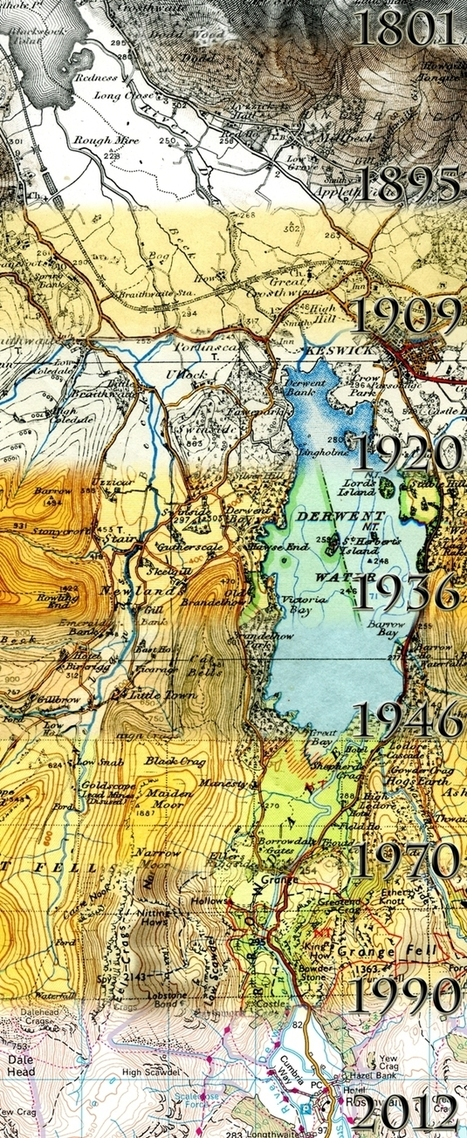 Ordnance Survey Blog » The evolution of Ordnance Survey mapping | GeoWeb OpenSource | Scoop.it