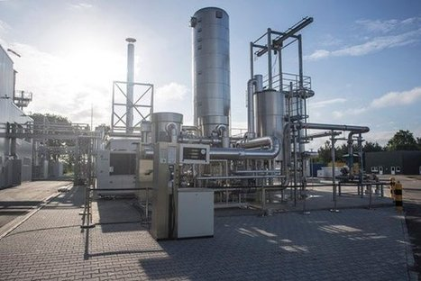 Audi opens renewable energy E-gas plant in Germany | Anaerobic Digestion Industry News | Scoop.it