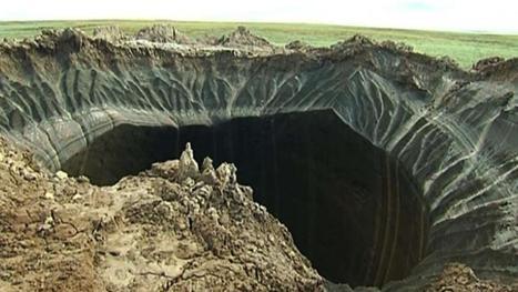 Mystérieux cratères en Sibérie : c'est peut-être encore plus grave que ce que l'on croyait | EIVP - Ecole des Ingénieurs de la Ville de Paris | Scoop.it