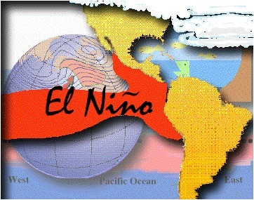 Environment Issues: Why do El Nino and La Nina trigger weather chaos?   The Glory of the Garden   Scoop.it