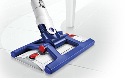Mop and Vacuum at the same time with the soon to be released Dyson Hard | Cordless Vacuum Reviews | Scoop.it