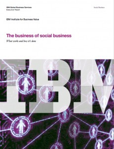 Social Business : what works and how I Bertrand Duperrin | Entretiens Professionnels | Scoop.it