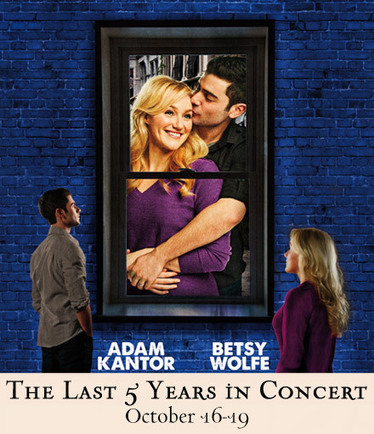 The Last 5 Years In Concert | 54 Below - Broadway's Supper Club | Broadway & other NYC theater | Scoop.it
