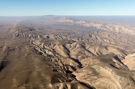 "San Andreas Fault Is ""Locked, Loaded And Ready To Go,"" Says Leading Seismologist 