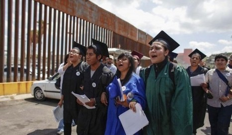 Dream 9: Civil Disobedience Group Of Illegal Aliens Freed, Allowed To Stay In U.S., Compares Themselves To Rosa Parks | Transcendentalilsm | Scoop.it
