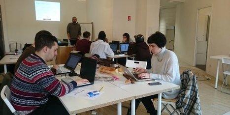 Simplon Lyon, à l'école de la bidouille numérique | Soutenir les start-ups! | Scoop.it