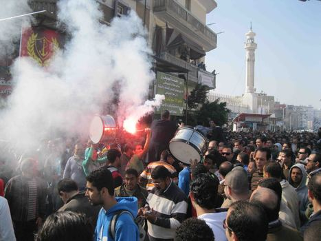 16 killed, 176 injured in Port Said clashes toll | Égypt-actus | Scoop.it
