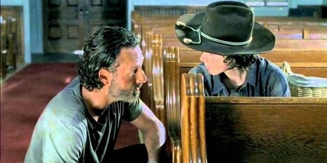 Trailer ufficiale The Walking Dead quinta stagione - iloveseries   Cinema e TV   Scoop.it