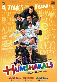 Download Humshakals (2014) 320Kpbs Full Album Bollywood Movie Mp3 Songs | Gaana Bajatey Raho | Free Music Downloads, Hindi Songs, Movie Songs, Mp3 Songs - Download Free Music | Scoop.it