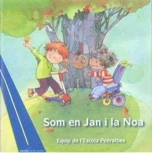 Coneguem en Jan i la Noa - Escola Pedralbes | Actualitat dels centres de Sarrià-Sant Gervasi | Scoop.it