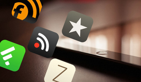 The 5 Best iPad RSS Readers - @MakeUseOf | iPads in Education | Scoop.it