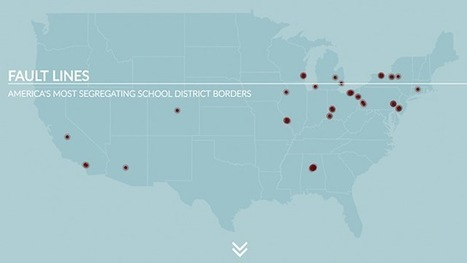 Fault Lines: America's Most Segregating School District Borders | :: The 4th Era :: | Scoop.it