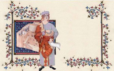 (FR) - Glossaire illustré de la maison médiévale de Cahors | mairie-cahors.fr | Glossarissimo! | Scoop.it