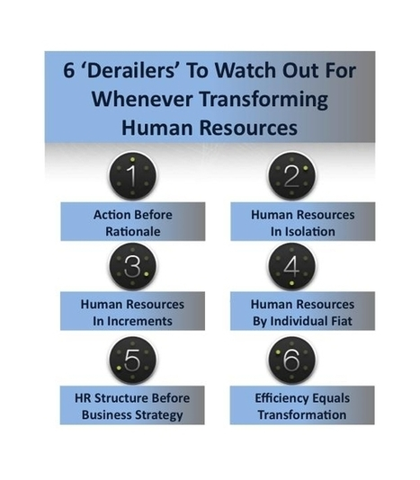 Key enablers of successful HR transformation | Future of HR | Scoop.it