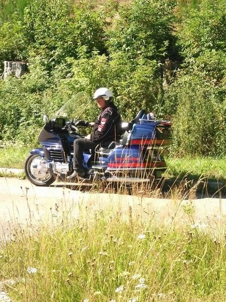 Goldwing - grande sortie dans le Sud de la forêt noire de 326 kilomètres - Le blog de UNSER'S BANDE DE BIKERS du 67 | Les sites favoris de balade à moto | Scoop.it