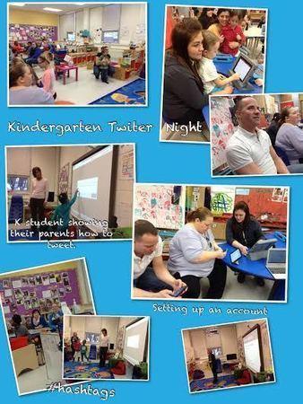 Kinder Twitter Night | Ms. Alvarez & Ms. Penny Kindergartens | Kindergarten | Scoop.it