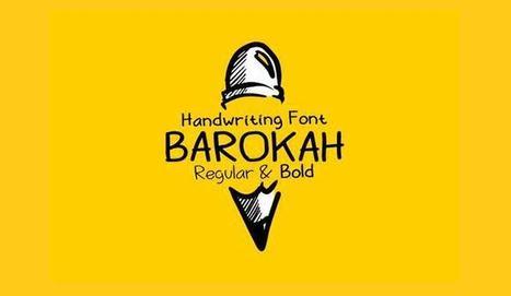15 Fonts Gratuites pour 2014 | Typography, graphisme & curiosités graphiques | Scoop.it