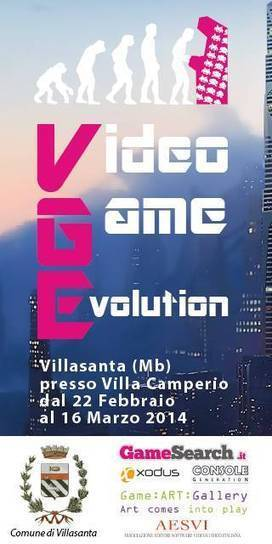 VGE - VideoGame Evolution a Villasanta | gamesearch.it | Game Art & Politics | Scoop.it