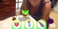 Augmented Reality virtual pet Animin to debut at Toy Fair | AR | Scoop.it