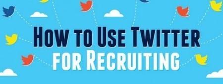 Et si Twitter pouvait aussi servir comme outil de recrutement ? | Be Marketing 3.0 | Scoop.it
