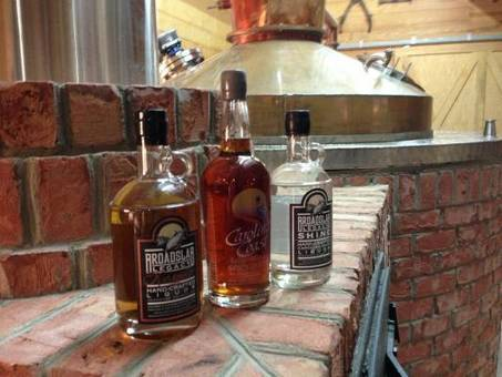 Broadslab Distillery Opens Tasting Room March 19 | ava gardner | Scoop.it