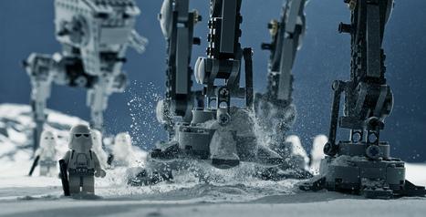Star Wars Meets Legos in Photo Fan Fiction | All Geeks | Scoop.it