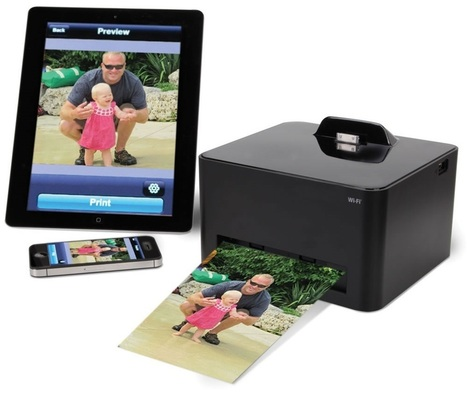 Imprimez vos photos avec une imprimante iPad - Twenga Magazine | Technologie, High Tech | Scoop.it